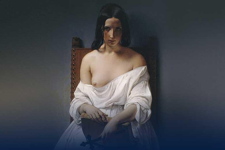 Exhibition Romanticismo Gallerie d'Italia
