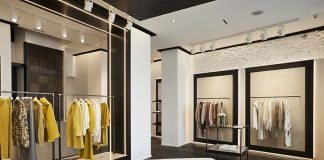 Antonelli, the new boutique in Milan