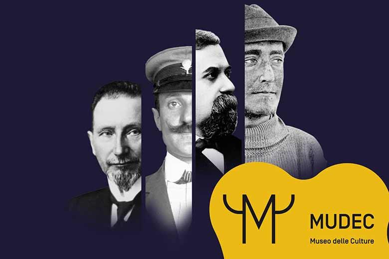 Exhibition Captains courageous at the Mudec