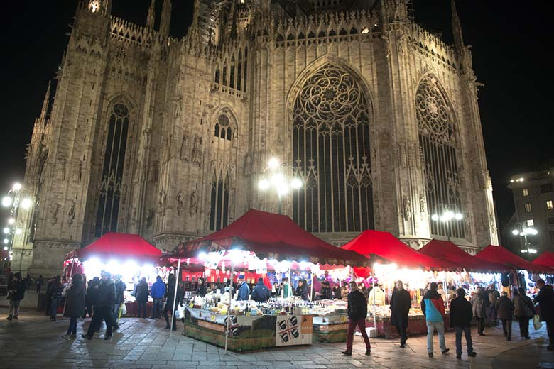 Milan christmas fairs and markets 2018 where milan for Mercatino di milano
