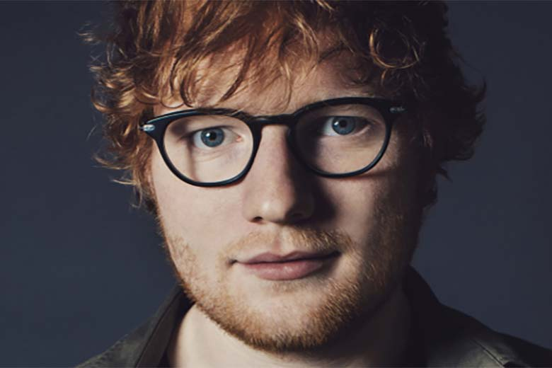 Ed Sheeran, live in Milan