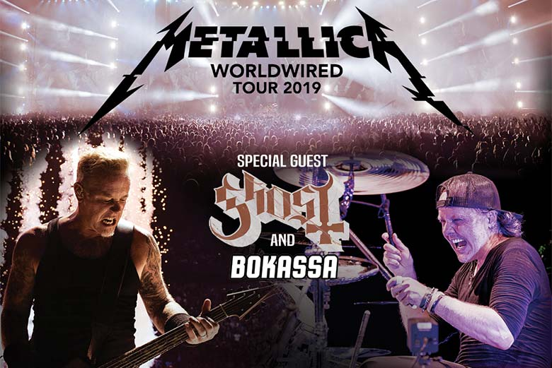 Concert: Metallica Live, WorldWired Tour 2019 | Where Milan