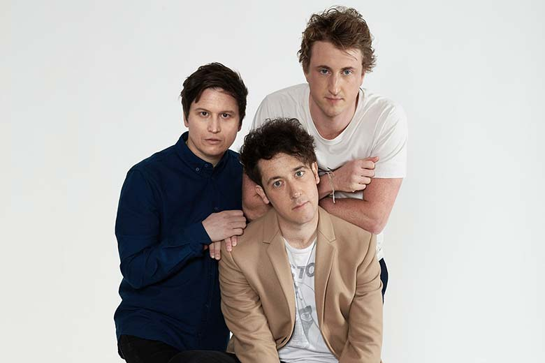 The Wombats, live at Fabrique