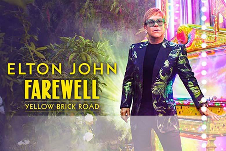 Elton John Live Concert in Verona