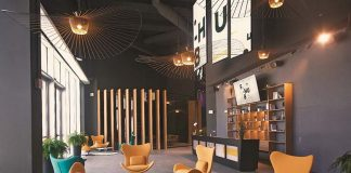 The spaces of the new F-Hub at Scalo Milano