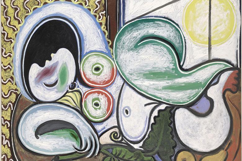 Pablo Picasso Nudo sdraiato, 1932 - :© RMN-Grand Palais (Musée national Picasso-Paris) /Adrien Didierjean/ dist. Alinari