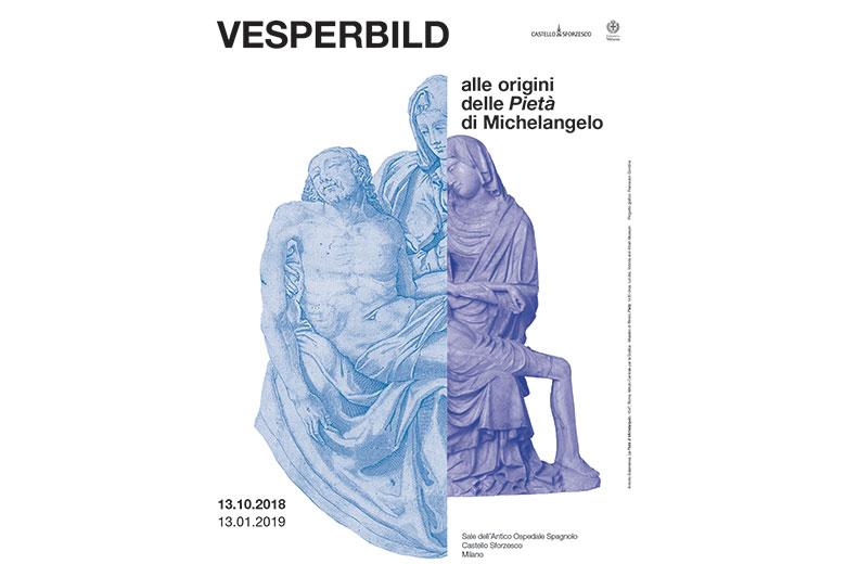 Vesperbild, the exhibition at the Sforza Castle