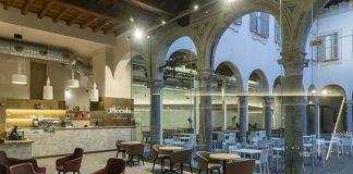 The Chiostro Nuovo of Piccolo Café & Restaurant © Masiar Pasquali