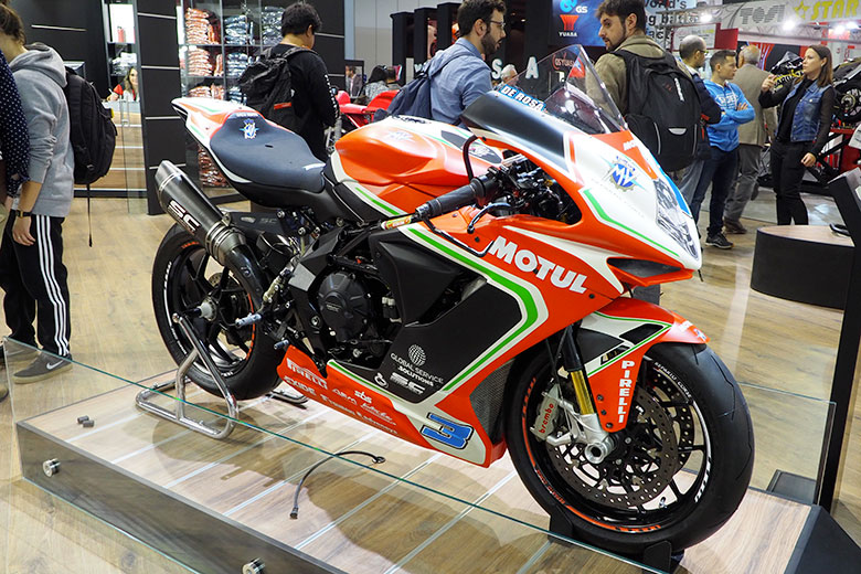 New ins from EICMA 2018