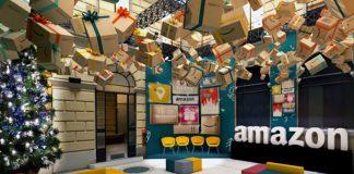 The new Amazon Loft for XMAS
