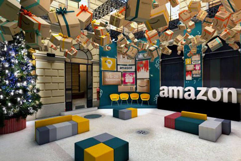 The new Amazon Loft for XMAS