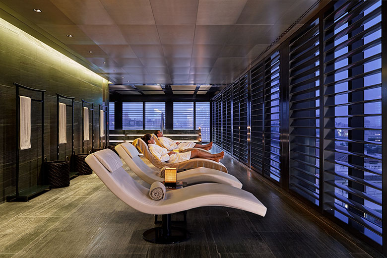 Inside the Armani/SPA