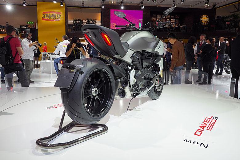 The new Ducati Diavel 1260, photo credits GMinero - Where Italia