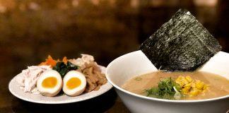 Fresh ramen at Tenoha & | Ramen