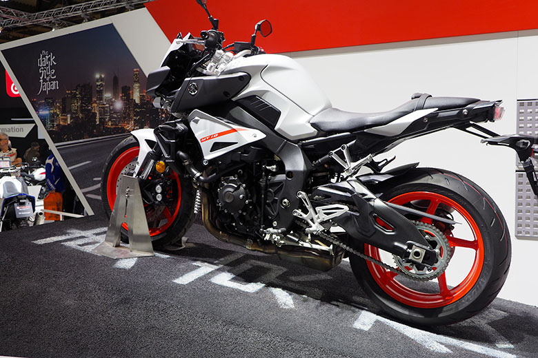 Yamaha MT-10 Ice Fluo, photo credits GMinero - Where Italia