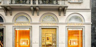 The Bulgari Store in the Fashion Quad