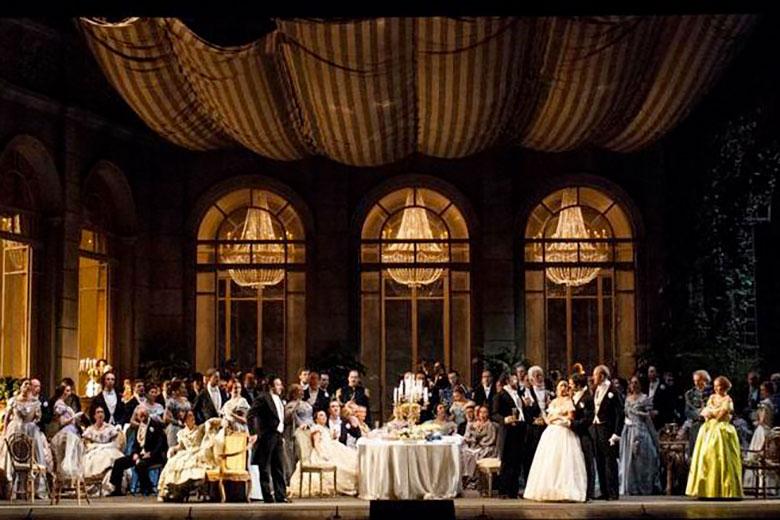 La Traviata at Teatro alla Scala (C) Marco Brescia