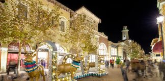Celebrating the festive season at Fidenza Village