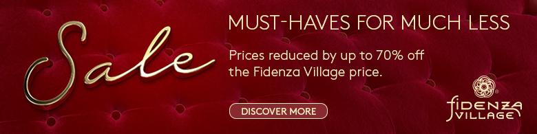 Fidenza Village Winter Sales 2019