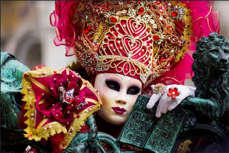 Carnival costumes for Venice Carnival