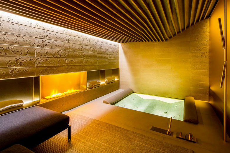 The Spa Suite at Four Seasons Hotel Milano