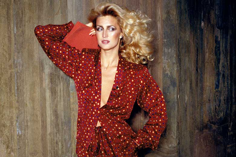 Bob Krieger, Giorgio Armani collection from the 80s ©Bob Krieger