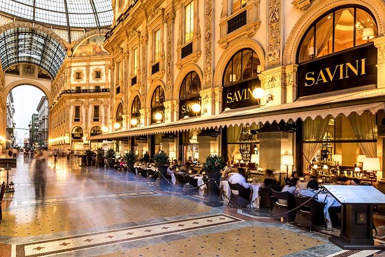 Ristorante Savini Milano 1867 Tradition And Innovation In The Galleria Where Milan