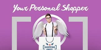 The Shopping Angel service at Il Centro