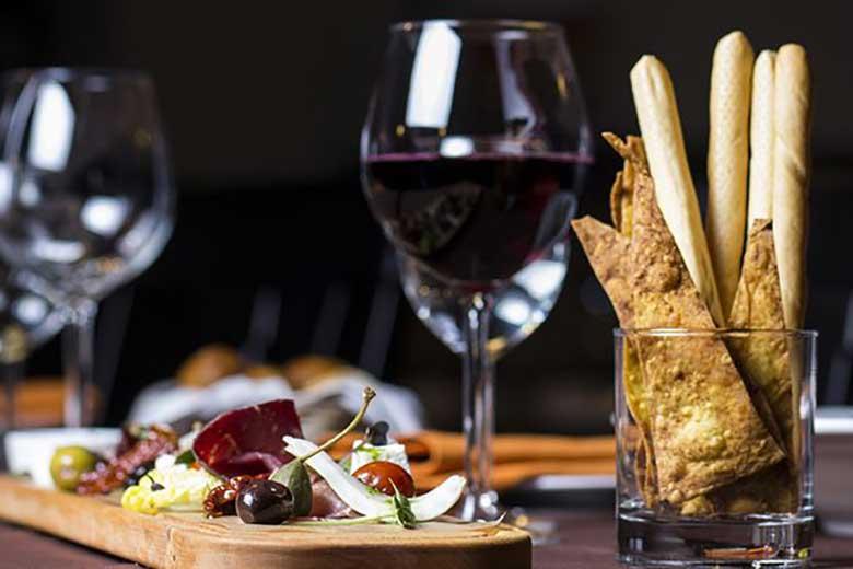 The Milanese aperitivo
