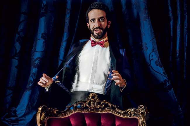 photo of Naim – A Crooner's Night