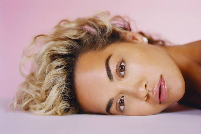 The cover of Rita Ora's new album Phoenix