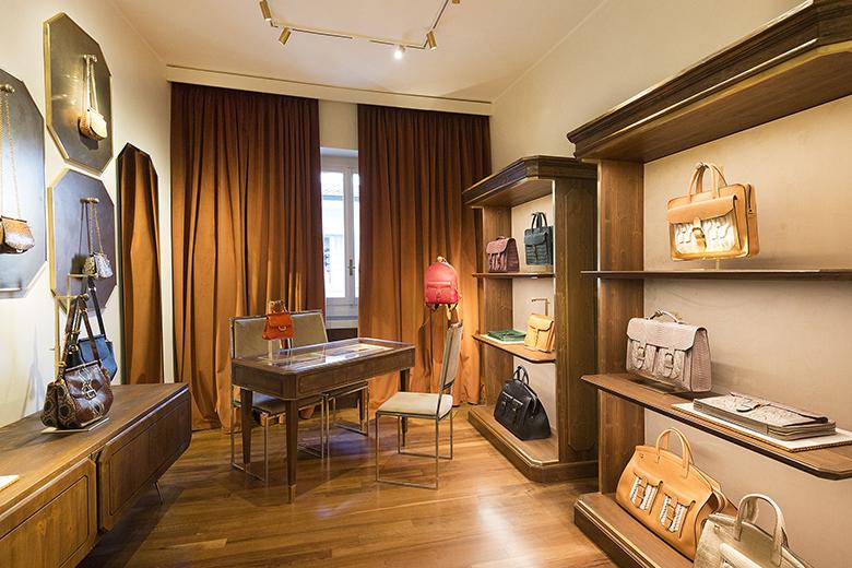 Bianchi e Nardi 1946 boutique in Milan