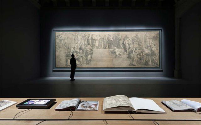 Raphael's carton, photo credits Stefano Boeri Architetti (c) Paolo Rosselli