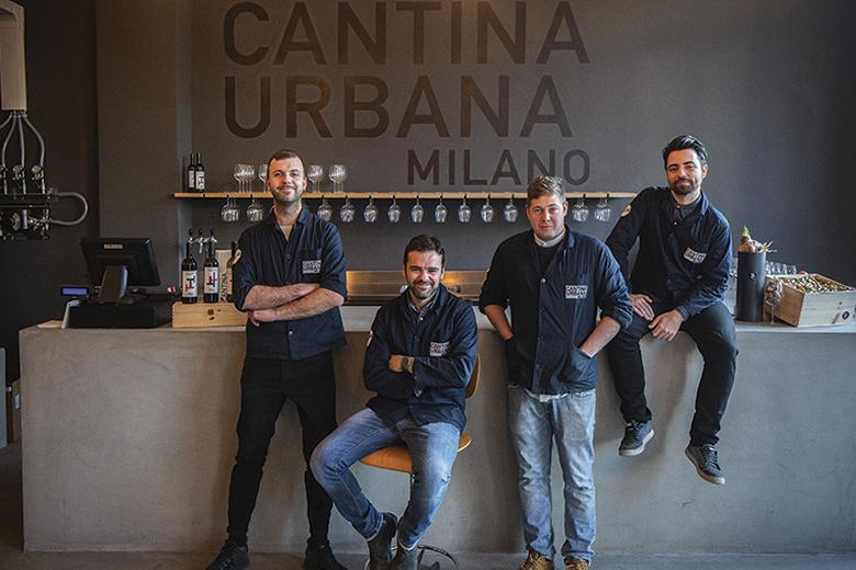 Cantina Urbana, Milanese wine producers
