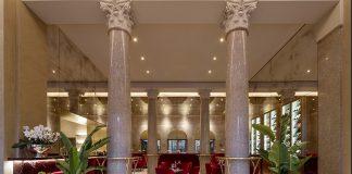 The cafeteria of Ristorante Teatro alla Scala - Il Foyer