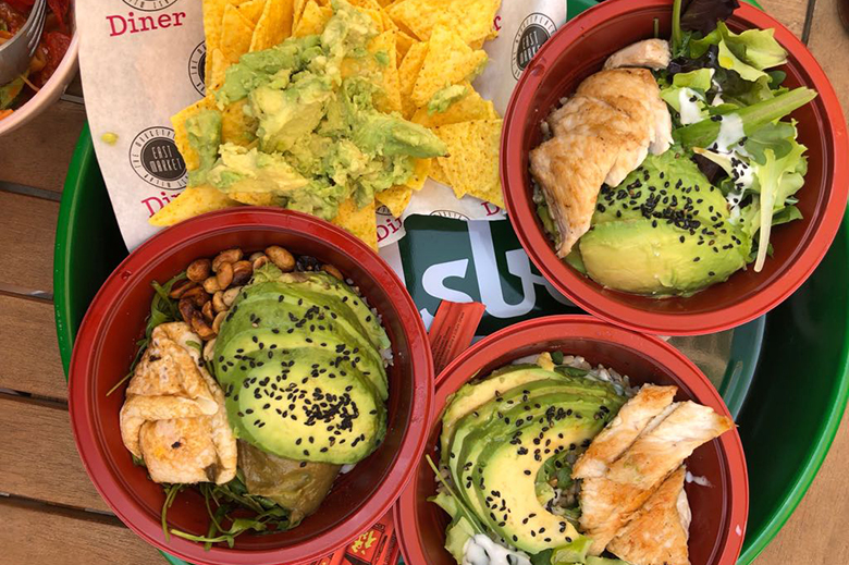 Hawaiian Week at East Market Diner