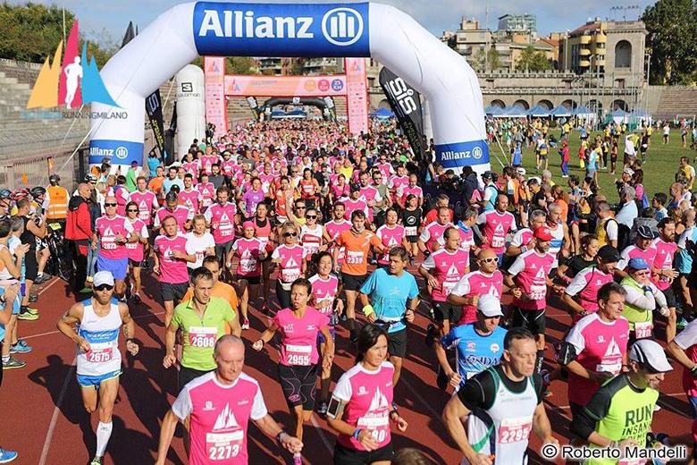 Salomon Runing Milano (c) Roberto Mandelli