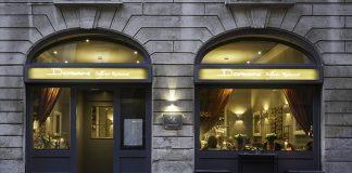 Doriani Solferino Restaurant, the facade