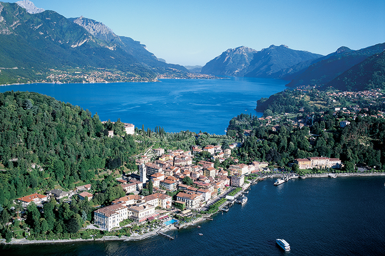 Como Lake tours by Trenord