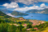 A view of Iseo Lake, photo credits © Andrew Mayovskyy / Shutterstock.com