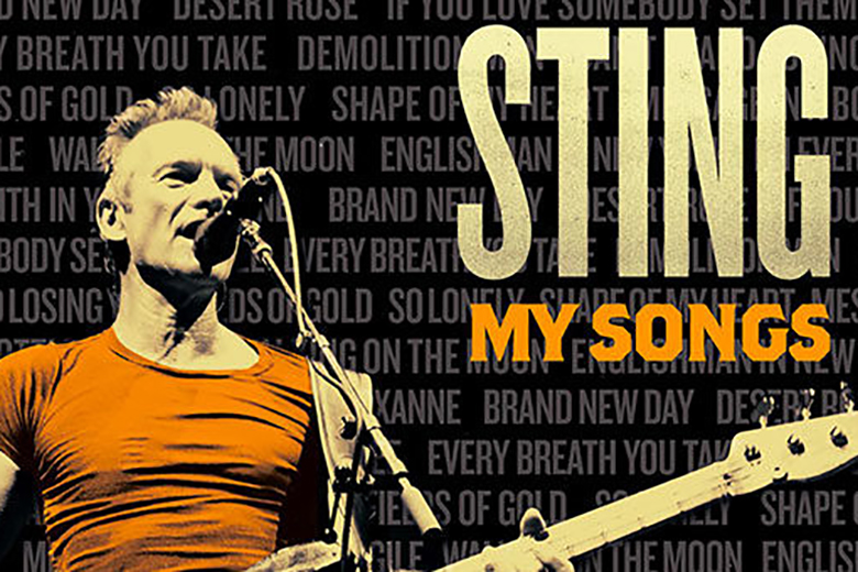 Sting - My Songs world tour