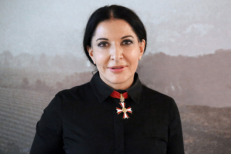 Marina Abramović, photo credits Manfred Werner / Tsui under c.c licence 3.0