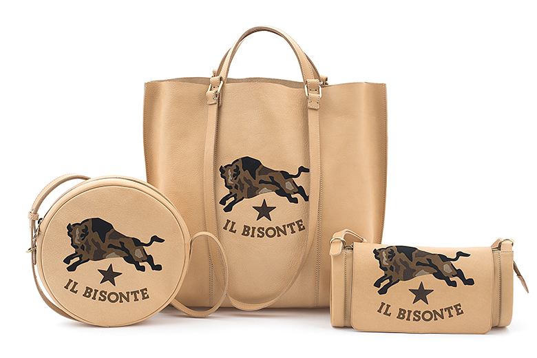 Bags from the F/W 2019 collection by Il Bisonte