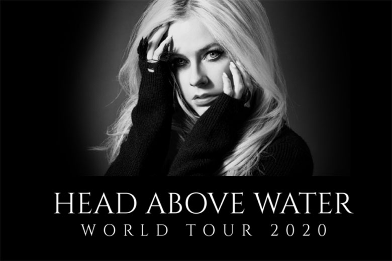 Avril Lavigne, Head Above Water World Tour