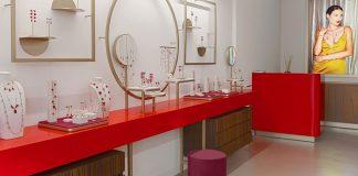 Rosso Prezioso Flagship Store