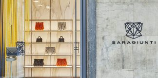 The new store by Sara Giunti