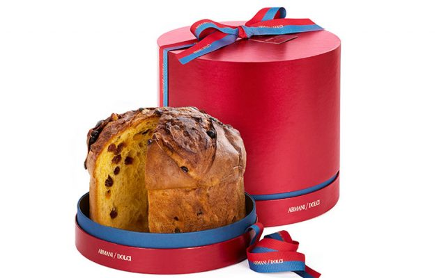 Panettone by Armani/Dolci for Christmas 2019