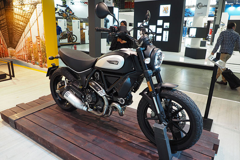 Ducati Scrambler 800 Icon Dark (c) Gminero - Where Milan