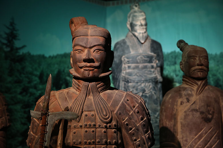 Terracotta Army and the First Emperor of China