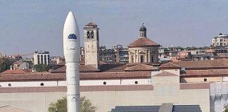 Vega launch vehicle